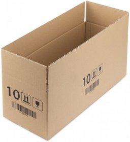 Karton klapowy Ofix Economy, 600x200x200 mm, brązowy