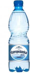 Woda niegazowana Staropolanka, 0.5L
