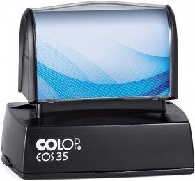 Pieczątka flashowa Colop EOS 35, obudowai wkład- kolor czarny
