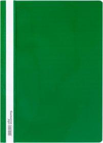 Skoroszyt plastikowy Ofix Economy, A4, PP, do 200 kartek, zielony