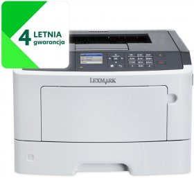 Drukarka laserowa Lexmark MS517dn, mono