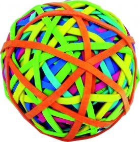 Gumki recepturki Grand, piłka, 70x3x1.1mm, mix kolorów