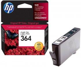 Tusz HP 364 (CB317EE), 130 stron, photo black (czarny)