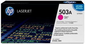 Toner HP 503A (Q7583A), 6000 stron, magenta (purpurowy)
