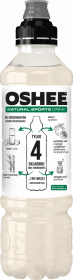 Napój naturalny izotonik Oshee, cytryna-grapefruit, butelka, 750 ml