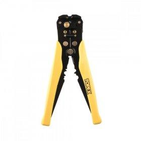 Automatyczny ściągacz izolacji Topex 32D806, 210mm, żółty