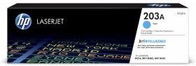 Toner HP 203A (CF541A), 1300 stron, cyan (błękitny)