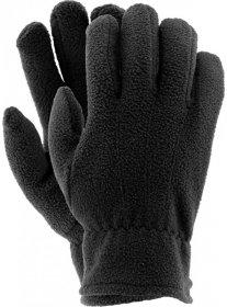 Rękawice ocieplane Reis Rpolarex, rozmiar 10, czarny