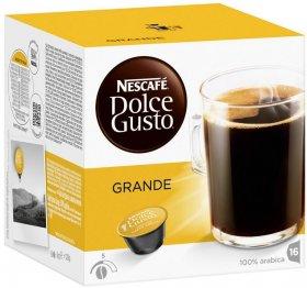 Kawa w kapsułkach Nescafé Dolce Gusto Grande, 16 sztuk x 8g