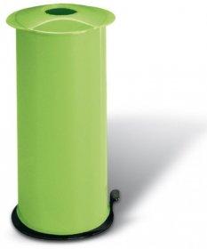 Zgniatarka do opakowań PET Meliconi, 27x14.5cm, zielony