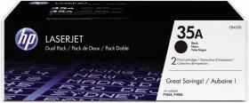 Toner HP 35A (CB435AD), 2x1500 stron, 2 sztuki, black (czarny)