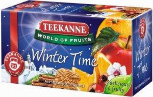 Herbata owocowa w kopertach Teekanne Winter Time, 20 sztuk x 2.5g