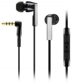 Słuchawki przewodowe Sennheiser CX5.00i, czarny