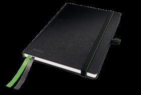 Notatnik w linię Leitz Complete, A5, czarny