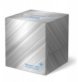 Chusteczki higieniczne Velvet Care Comfort Cube, w kartoniku, 60 sztuk