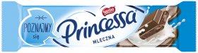 Wafelek Princessa, mleczny, 34g