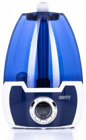 Nawilżacz powietrza Camry CR 7956, 30W, 5.8l, biało-niebieski