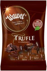 Cukierki Wawel trufle, w czekoladzie, 1kg