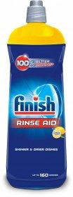 Płyn nabłyszczający do zmywarek Finish Rinse Aid, 800ml, cytrynowy