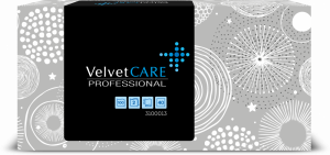 Chusteczki higieniczne Velvet Care Professional, w kartoniku, 100 sztuk