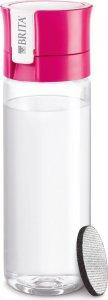 Butelka filtrująca Brita Fill&Go Vital, 0.6l, różowy