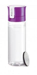 Butelka filtrująca Brita Fill&Go Vital, 0.6l, fioletowy