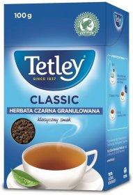 Herbata czarna granulowana Tetley Classic, 100g