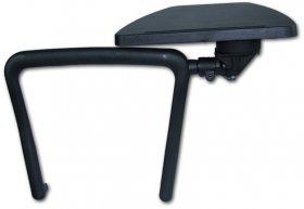 Pulpit Nowy Styl do krzesła ISO + podłokietnik , czarny