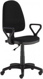 Krzesło obrotowe Nowy Styl Adler GTP C-11, czarny