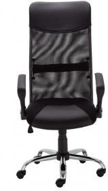 Fotel gabinetowy Nowy Styl Multi Revita R HIT R, czarny