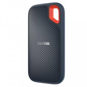 Dysk SSD SanDisk Extreme Portable, 250GB, czarny