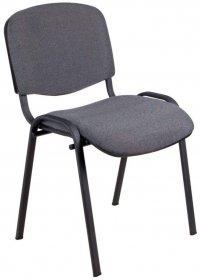 Krzesło biurowe Nowy Styl Iso Black C38, ciemnoszary