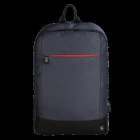 Plecak na laptopa Hama Manchester, do 15.6'', niebieski