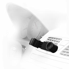 Uchwyt uniwersalny Hama Flipper, na telefon, szerokość 4.8- 9cm, czarny