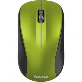 Mysz bezprzewodowa Hama MW-300, optyczna, zielony