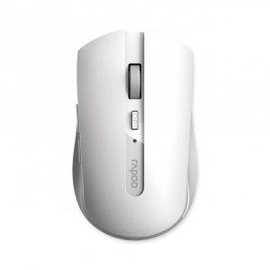 Mysz bezprzewodowa Rapoo 7200M, optyczna, bluetooth, biały