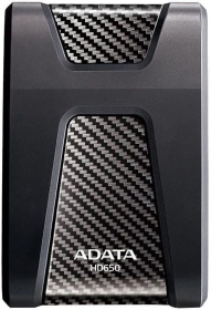 Dysk zewnętrzny Adata DashDrive Durable, 1TB, 2.5'', USB 3.0, czarny
