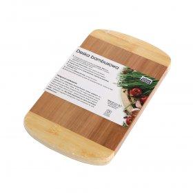 Deska do krojenia Altom Design, 25x15x1.5cm, bambusowa, brązowy