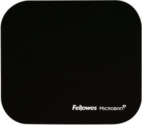 Podkładka pod mysz Fellowes MICROBAN® , 234x3x200mm, czarny