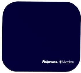 Podkładka pod mysz Fellowes, microban, 234x3x200, granatowy