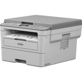 Urządzenie wielofunkcyjne Brother MFP DCP-B7520DW, z drukarką, kopiarką i skanerem, monochromatyczny