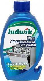 Płyn do czyszczenia zmywarek Ludwik, 250ml