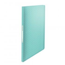 Album ofertowy Esselte Colour'Ice, A4, 40 koszulek, niebieski