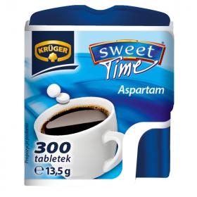Slodzik Krüger Sweet time, w tabletkach, 13.5g, 300 tabletek
