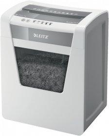 Niszczarka Leitz IQ Office P4, konfetti 4x40mm, do 15 kartek, DIN P4, biały