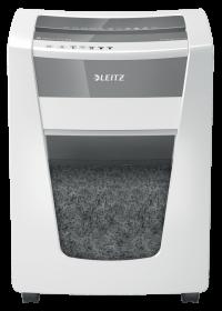 Niszczarka Leitz IQ Office Pro P4, konfetti 4x40mm, do 20 kartek, DIN P4, biały