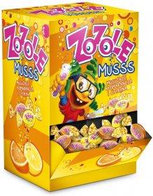 Cukierki Mieszko Zozole, pomarańczowo- cytrynowy, 2.5kg