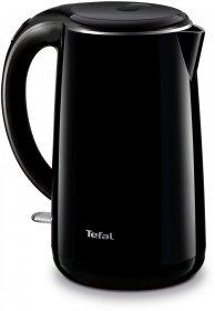 Czajnik elektryczny Tefal Double Layer, 1.7l, czarny
