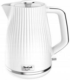 Czajnik elektryczny Tefal Loft White, 1.7l, biały