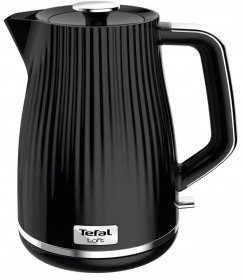 Czajnik elektryczny Tefal Loft Black, 1.7l, czarny